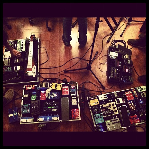 JC Pedal Boards
